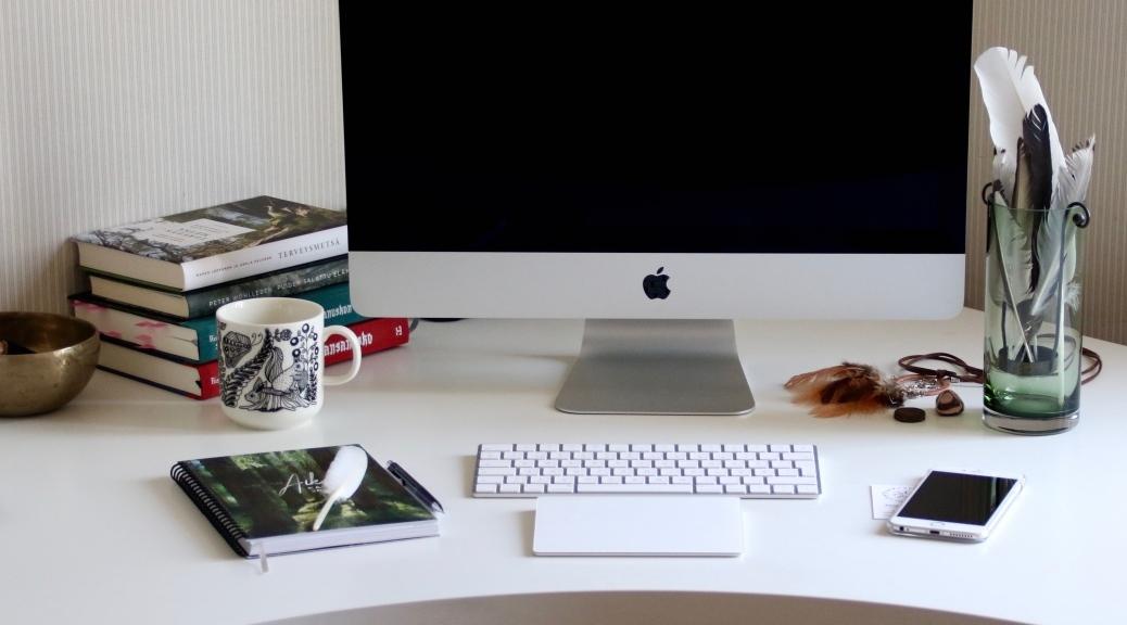 Tyopoyta iMac