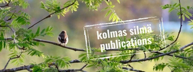Kolmas Silmä Publications Luonnonpakana e-kirjat Riimujen tulkinta