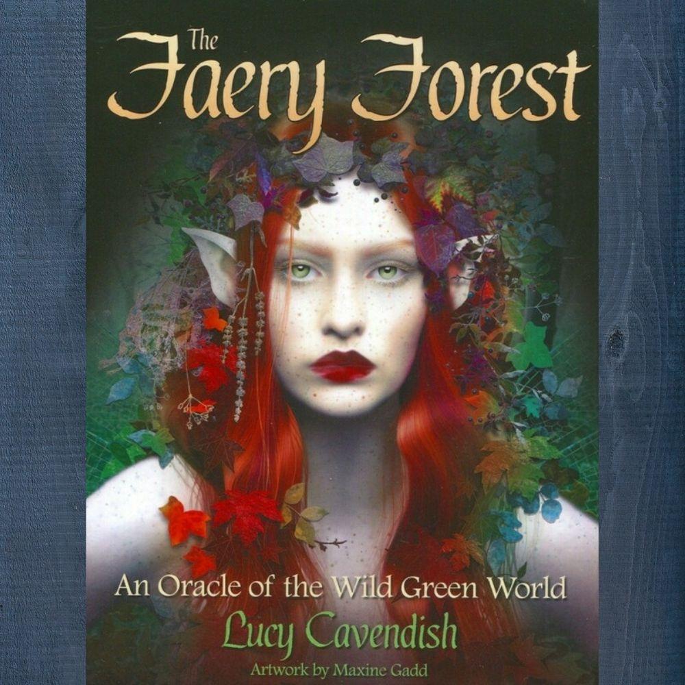 Oraakkeli kortit Faery Forest Oracle