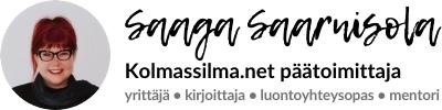 Saaga Saarnisola Kolmas Silmä